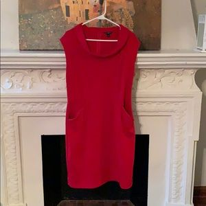 Red Banana Republic Work/Holiday Dress
